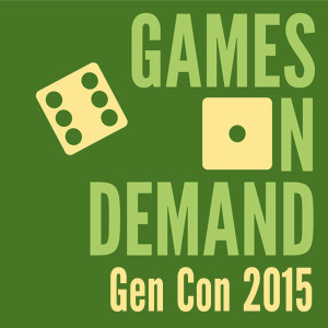 Games on Demand - Gen Con