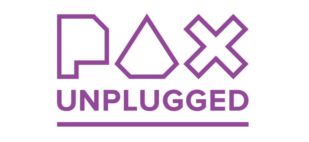 PAX Unplugged Logo
